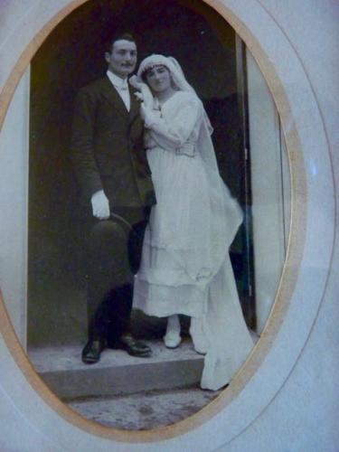 mariage jeanne et fernand